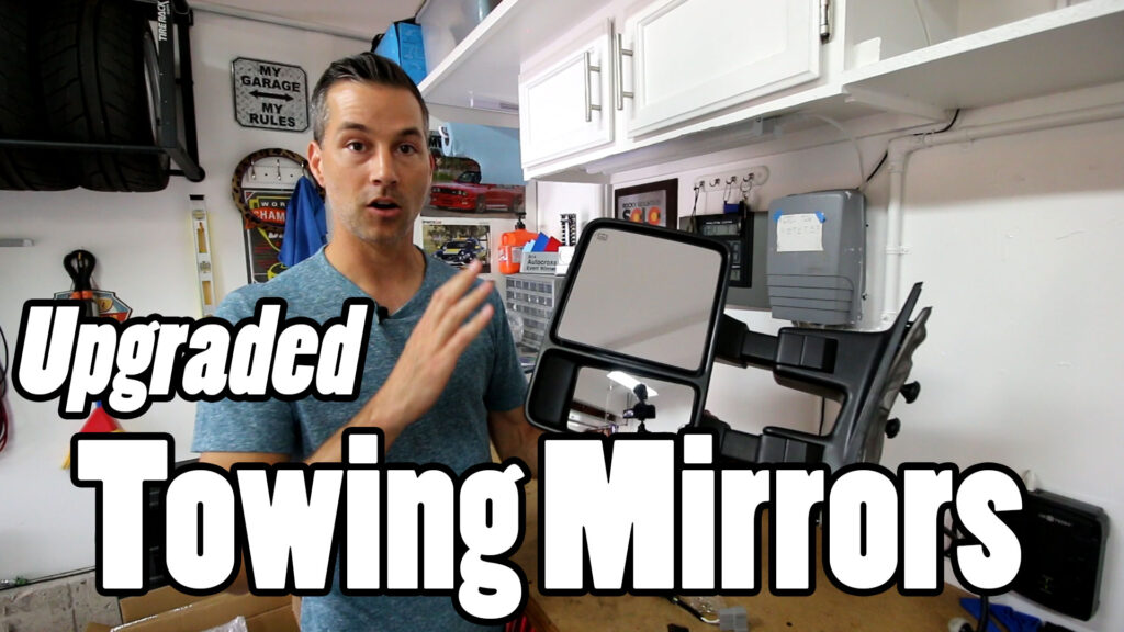 YITAMOTOR Tow Mirrors