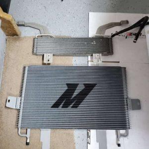 Mishimoto 7.3L transmission cooler